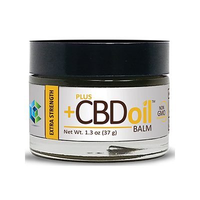 Gold Formula Plus CBD Oil Balm