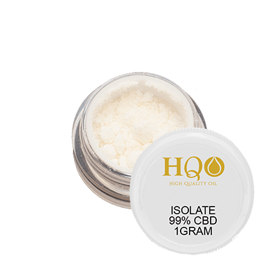 CBD Isolate
